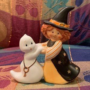 """Goebel """"Dancing Duo"""" Halloween Figurine"""